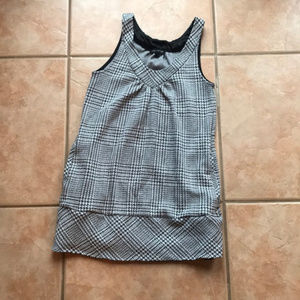 3/$30 The Limited Sleeveless Houndstooth Top XS